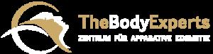 Logo-TheBodyExperts-Gold-Weiss